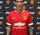 Ángel Di María ya es jugador del Manchester United
