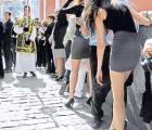 Mujeres de Aguascalientes no podrán ir a la iglesia con escotes y minifaldas