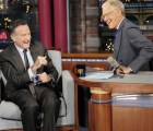 Checa el emotivo tributo de David Letterman a Robin Williams