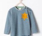 Zará desata polémica por el diseño de una prenda para bebés