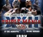 Triplemanía XXII: muchos años de historia arriba del ring