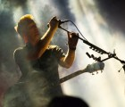 Queens of the Stone Age en el Pepsi Center, por hombregratis