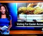 Reportera de TV renunció al aire para luchar por la legalización de la marihuana