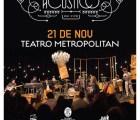 Los Amigos Invisibles regresan al Teatro Metropólitan