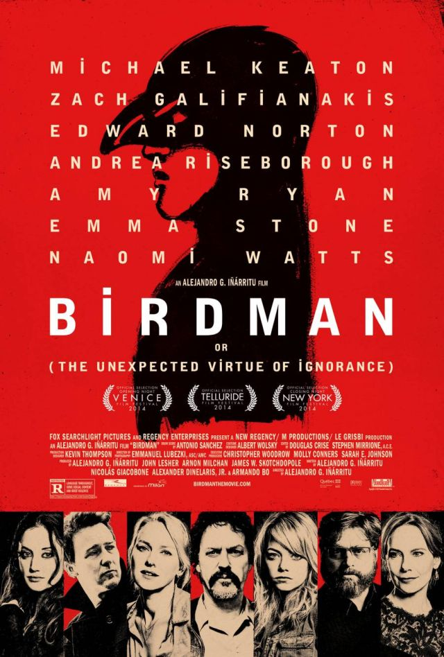 Pelis que habeis visto ultimamente - Página 19 Birdmannewposter