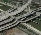 Esto pasa cuando Google Earth no hace bien su trabajo