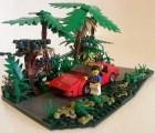 Galería: Escenas de películas hechas con LEGO