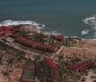 """Continúa alerta por """"Odile"""", se establece puente aéreo para avacuación de 30 mil turistas"""