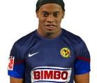 ¿Ronaldinho está en México para fichar con el América?