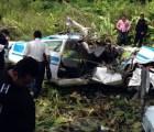 Se desplomó aeronave en Tapachula y dejó 5 heridos