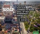 GusGus en Boiler Room México