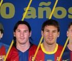 10 frases inolvidables en las que se habla de Lionel Messi