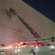 Reportan incendio en Terminal 2 del Aeropuerto