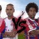 Juventud vs veteranía: Rafinha, Dante, Xabi y Pep en un divertido reto con el Bayern Munich