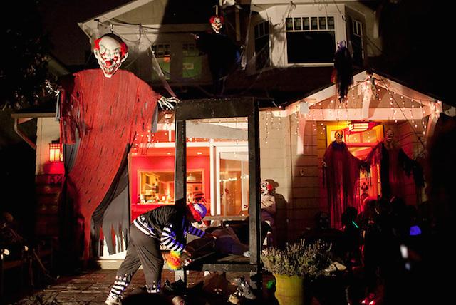 Galer 237 A Impresionantes Casas Adornadas Para Halloween En