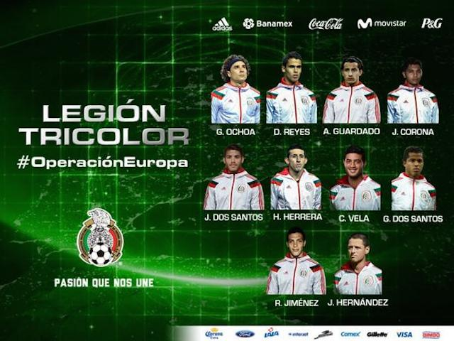 Carlos Vela es convocado para partidos del TRI en europa