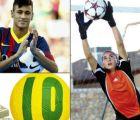 Niña no quiso 10 mil dólares; prefiere conocer a Neymar