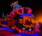 Mayan Warrior, el carro que nos representa en Burning Man