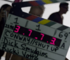 "Conway está harta de grabar su video ""Shut Up""... en su video para ""Shut Up"""