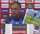 La molestia del técnico del Granada por la portada del Marca