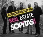 Real Estate en una sesión en EXCLUSIVA para Sopitas.com