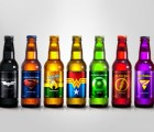 La cerveza de Batman, Superman y más!
