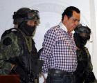 Consignan a Héctor Beltrán Leyva sólo por portación de arma, pero no saldrá libre