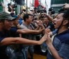 Enfrentamientos en Hong Kong; hija del gobernador hace un «Pau Peña»