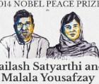 Malala Yousafzai y Kailash Satyarthi ganan el Premio Nobel de la Paz