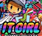 """Pharrell Williams está atrapado en un sueño otaku para el video """"It Girl"""""""