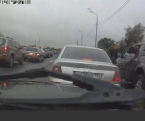 pleito coches rusia