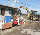 """Policía desaloja y demuele casas en Texcoco """"para levantar el nuevo aeropuerto"""""""