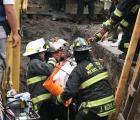 Murió menor en accidente en excavación en la Álvaro Obregón
