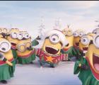 Los Minions cantan villancicos... muy a su estilo