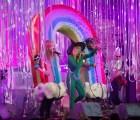 Mira a los Flaming Lips covereando a los Beatles disfrazados de personajes del Mago de Oz