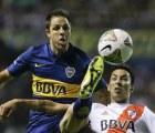 Así se vivió el Boca vs River en la Sudamericana, en imágenes