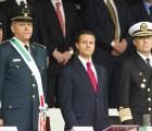 """""""En un estado democrático inaceptable la violencia"""": EPN"""
