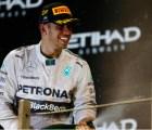 Lewis Hamilton se coronó en la noche de Abu Dhabi