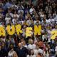 Paciente con cáncer terminal cumplió su sueño de jugar basquetbol en la NCAA