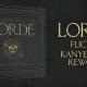 """Escucha la versión alterna de """"Flicker"""" de Lorde producida por Kanye West"""