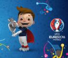 Y ésta es la mascota de la Eurocopa de Francia 2016