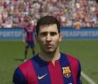 Los goles del récord de Lionel Messi al estilo FIFA 15