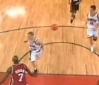 13 movimientos callejeros que se han visto en un juego de NBA