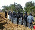 Granaderos detienen a otomíes por denunciar al gobierno de Eruviel #AlertaMaximaXochicuautla