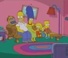 """Primer vistazo del crossover de """"Los Simpson"""" y """"Futurama"""""""