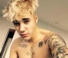 Justin Bieber y su nuevo look más güero que nunca