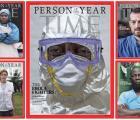 Time elige a combatientes del ébola como Persona del Año 2014