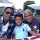 Video: El hijo de Patrick Kluivert es un crack en los tiros libres