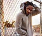 Mira a Kendrick Lamar estrenar canción en el show de Colbert