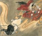 Estas son algunas increíbles criaturas de la mitología japonesa